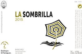 Bodegas El Paraguas estrenará un nuevo vino, La Sombrilla 2015