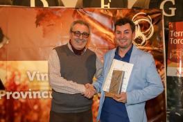 Bodegas El Paraguas recoge el premio a Mejor Vino de España por tercera vez